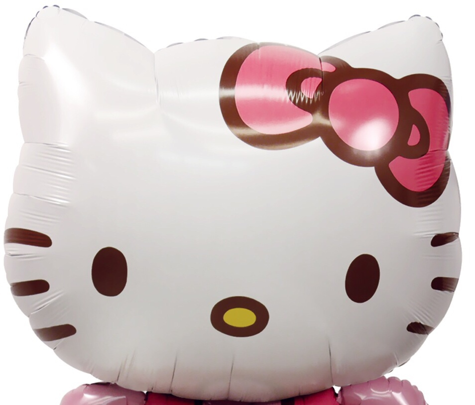 Hello Kitty Twin Size Bed Frame