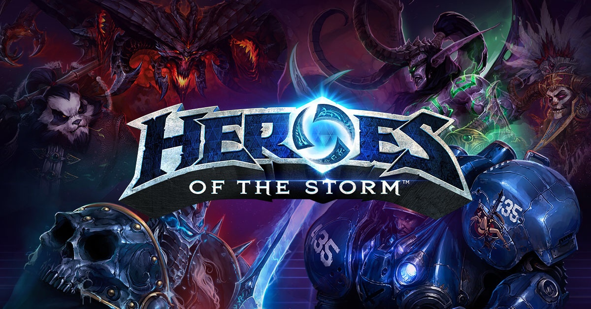 Heroes of the Storm - HotS